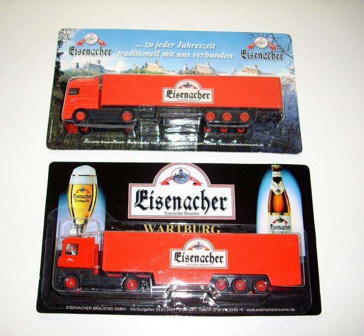 Eisenacher Brauerei Trucks - Spielwaren - Bild 2