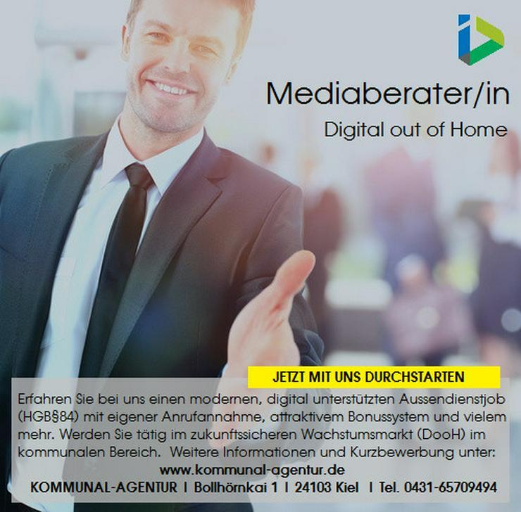 Mediaberater/in DooH - Verkauf Außendienst - Bild 1