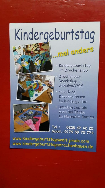 Kindergeburtstag Bottrop Bochum Gelsenkirchen