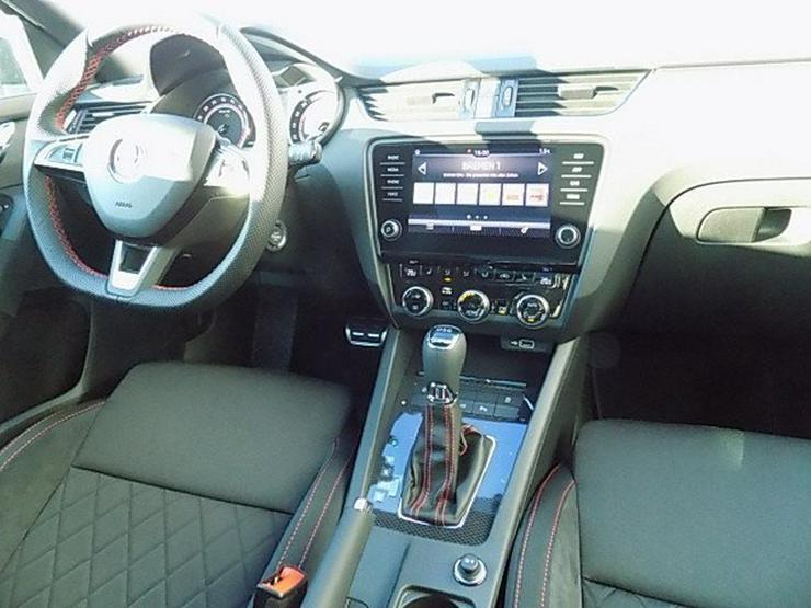 Bild 6: SKODA Octavia Combi RS 2,0 TDI DSG Pano ACC LED