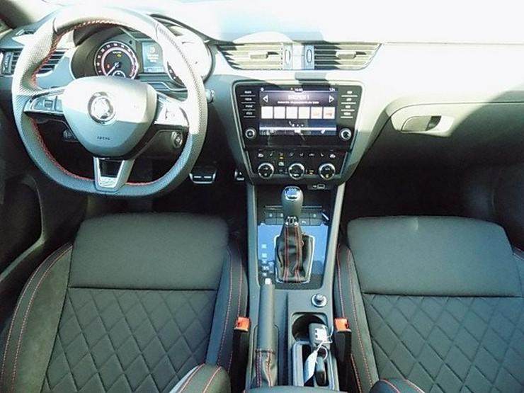 Bild 5: SKODA Octavia Combi RS 2,0 TDI DSG Pano ACC LED