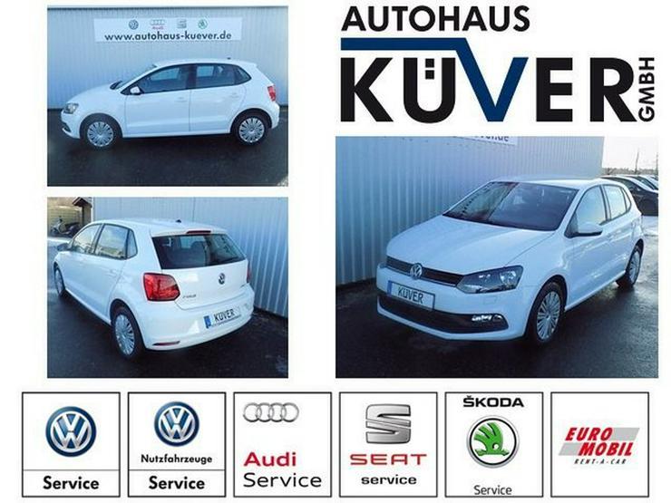 VW Polo 1,0 Klima Sitzheizung Bluetooth