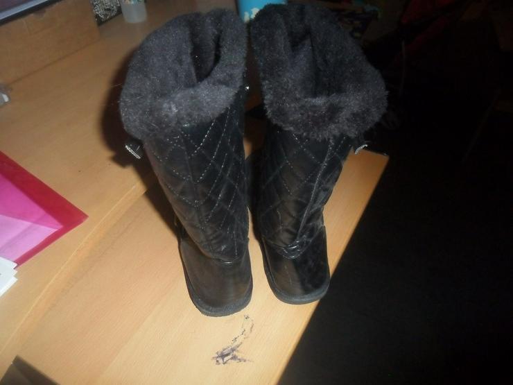 Bild 2: Damen Stiefel  schwarz