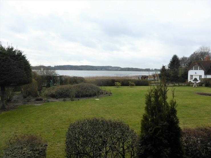 Bild 5: Ferien bei Scharbeutz - Nur wenige Schritte bis zum Pönitzer See- Schwimmbad im Haus