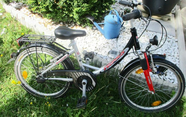 Kinderfahrrad 20 Zoll von Pegasus, 5 Gänge, Ve - Kinderfahrräder - Bild 1
