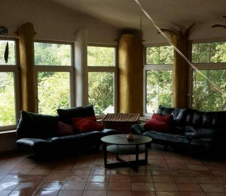 Bild 2: Für Naturliebhaber: 1-2 FH mit 5 Zimmer u. Ausbaumöglichkeit für 3 weitere Zimmer in Ne...