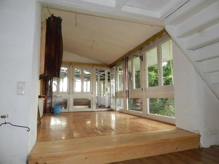 Bild 5: Für Naturliebhaber: 1-2 FH mit 5 Zimmer u. Ausbaumöglichkeit für 3 weitere Zimmer in Ne...