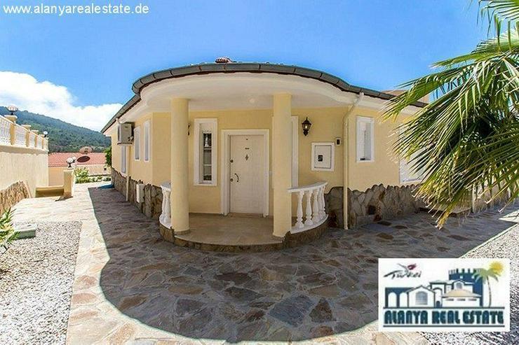 Bild 3: Geräumige Luxus Bungalow Villa mit privat Pool und fantastischem Meerblick