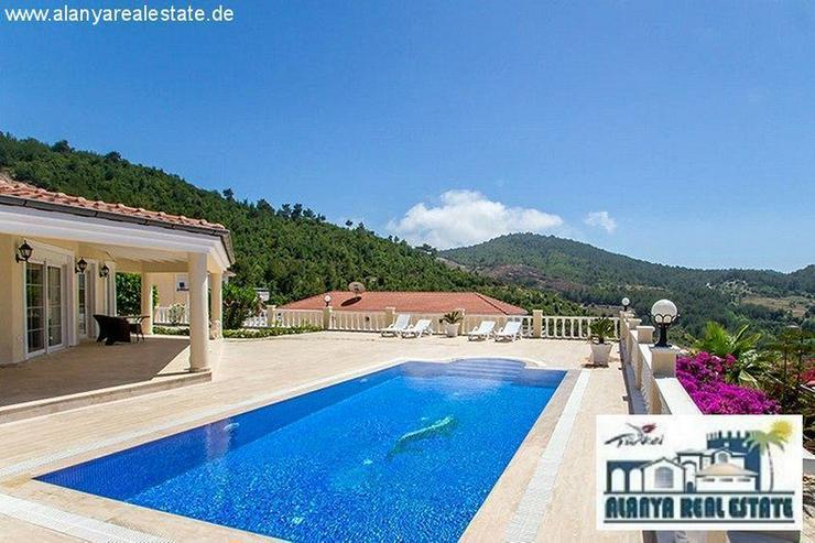 Bild 5: Geräumige Luxus Bungalow Villa mit privat Pool und fantastischem Meerblick