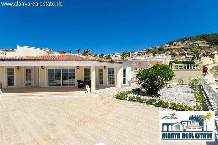 Bild 2: Geräumige Luxus Bungalow Villa mit privat Pool und fantastischem Meerblick