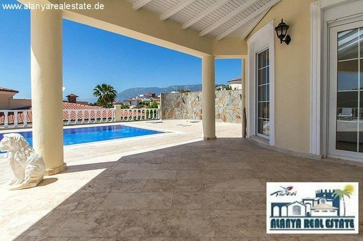 Bild 4: Geräumige Luxus Bungalow Villa mit privat Pool und fantastischem Meerblick