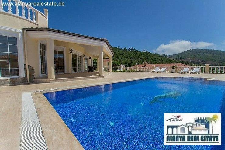 Bild 6: Geräumige Luxus Bungalow Villa mit privat Pool und fantastischem Meerblick