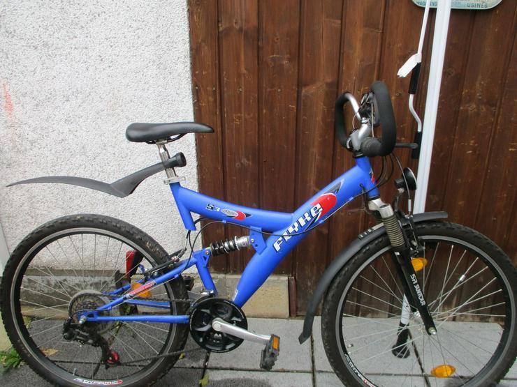 MTB Mountainbike Fully Flyke 26 Zoll, Versand