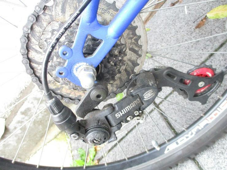 Bild 6: MTB Mountainbike Fully Flyke 26 Zoll, Versand