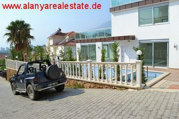 ***ALANYA REAL ESTATE*** Top Angebot ! Designer Luxusvilla Mikail in Kargicak - Auslandsimmobilien - Bild 1