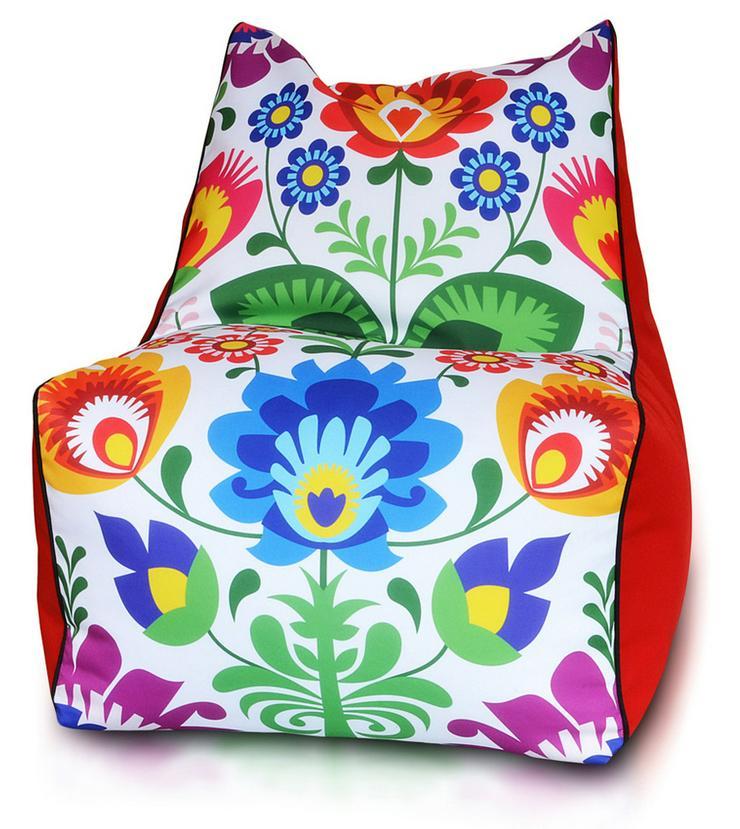 Sitzsackhülle Sitzsack Solid Modern
