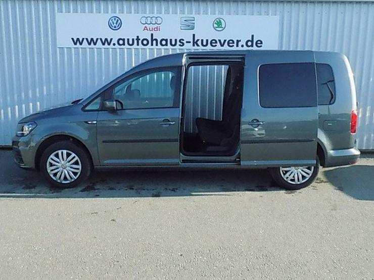 Bild 4: VW Caddy Maxi 2,0 TDI DSG Klima Tempomat 7-Sitze