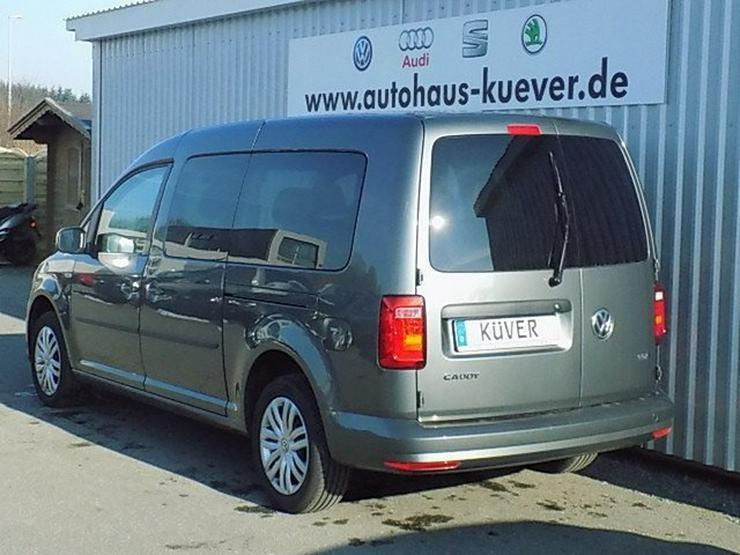Bild 5: VW Caddy Maxi 2,0 TDI DSG Klima Tempomat 7-Sitze