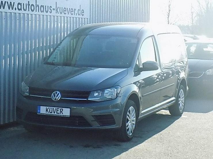 Bild 2: VW Caddy Maxi 2,0 TDI DSG Klima Tempomat 7-Sitze