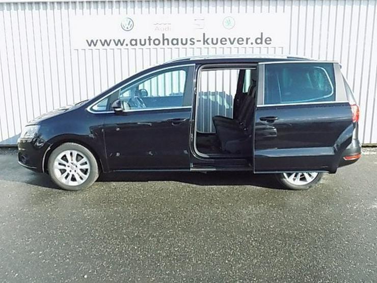 Bild 4: SEAT Alhambra 2,0 TDI Style Panorama AHK 7-Sitze