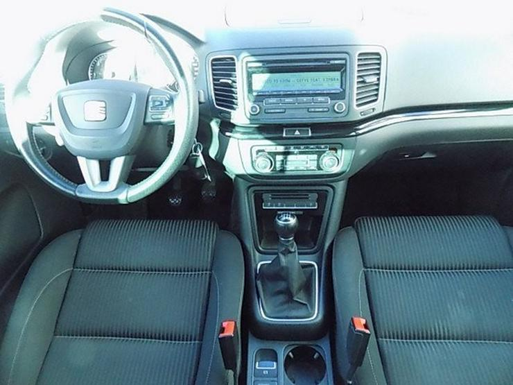Bild 6: SEAT Alhambra 2,0 TDI Style Panorama AHK 7-Sitze