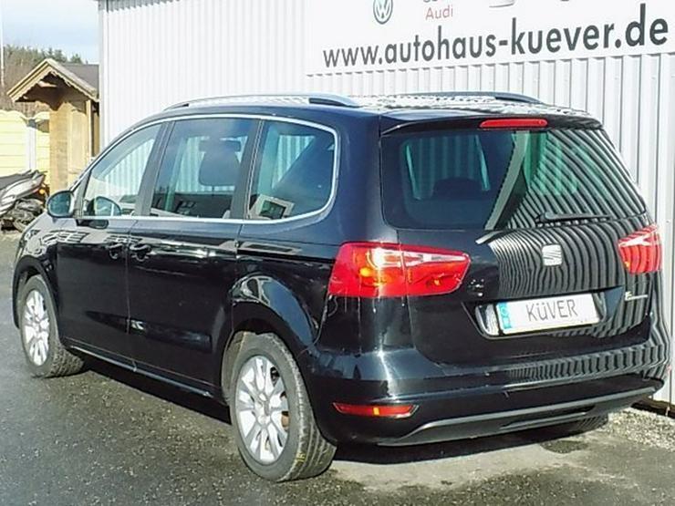Bild 5: SEAT Alhambra 2,0 TDI Style Panorama AHK 7-Sitze