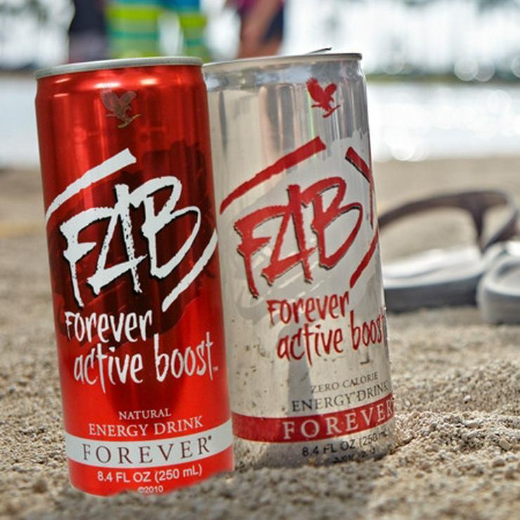 Bild 2: 15% Rabatt auf FAB X - FOREVER Active Boost