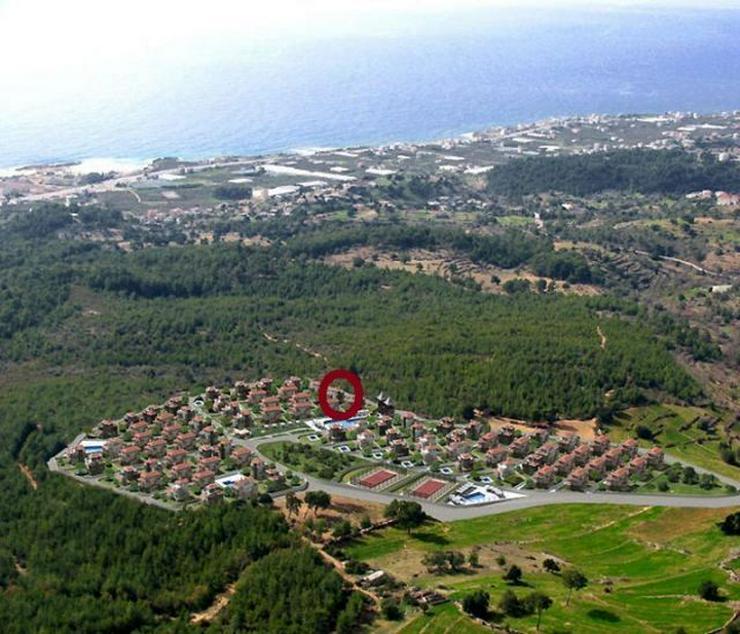 Bild 4: ***ALANYA REAL ESTATE*** Luxus Villen in exklusiver Anlage in Avsallar Incekum zu verkaufe...