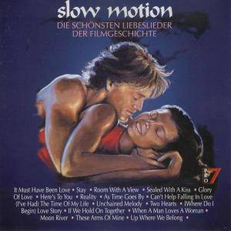 Slow Motions Vol 1 & 2