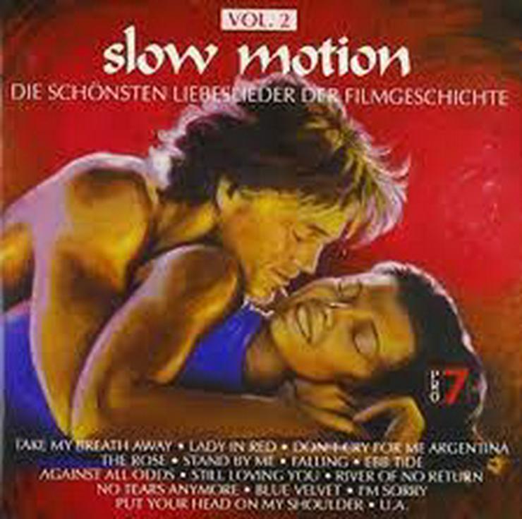 Bild 2: Slow Motions Vol 1 & 2