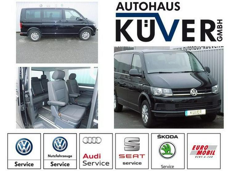 VW T6 Multivan 2,0 TDI DSG Navi Tempomat Alu16''