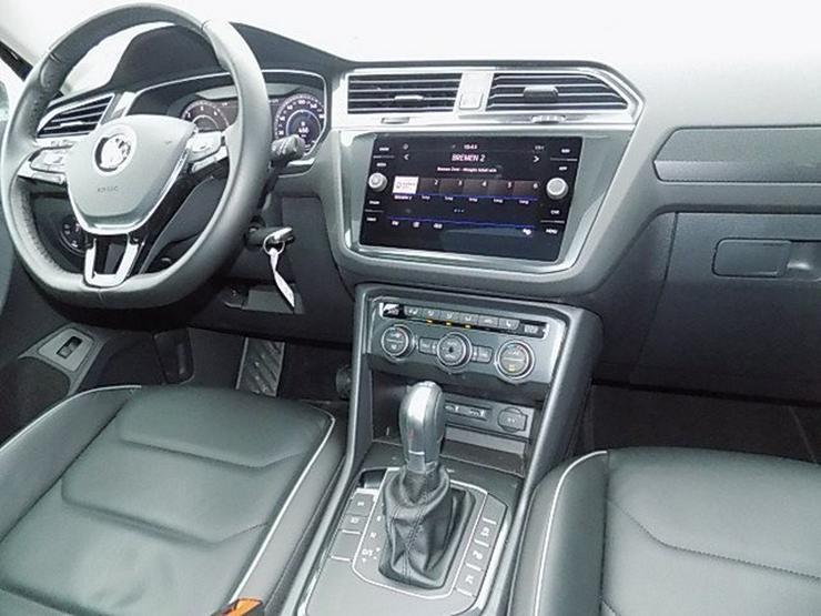 Bild 6: VW Tiguan 2,0 TDI Highline DSG Leder Pano LED AHK