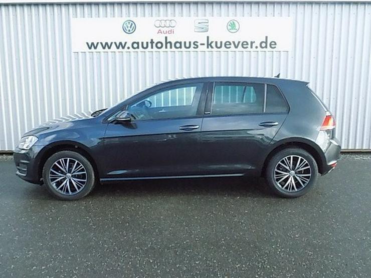 Bild 3: VW Golf 1,2 TSI Comfortline Allstar ACC Alu16''