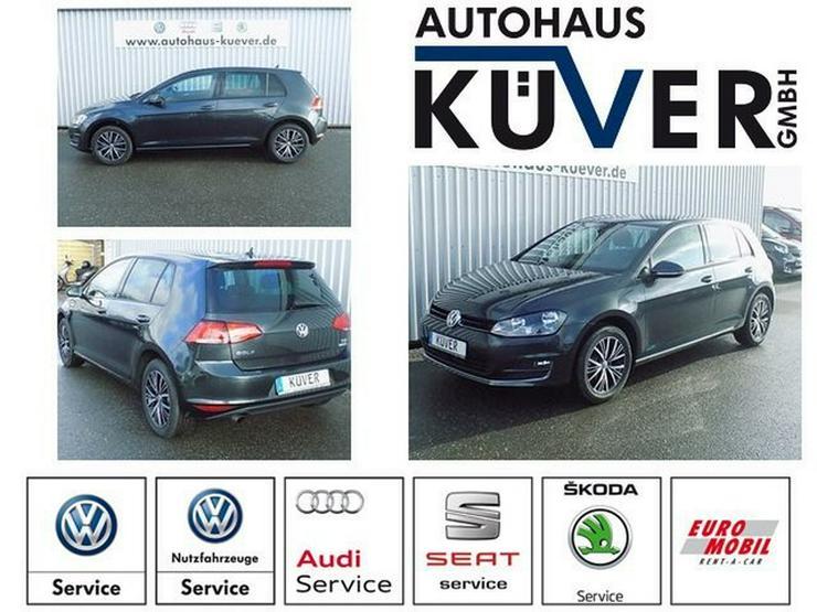VW Golf 1,2 TSI Comfortline Allstar ACC Alu16'' - Golf - Bild 1