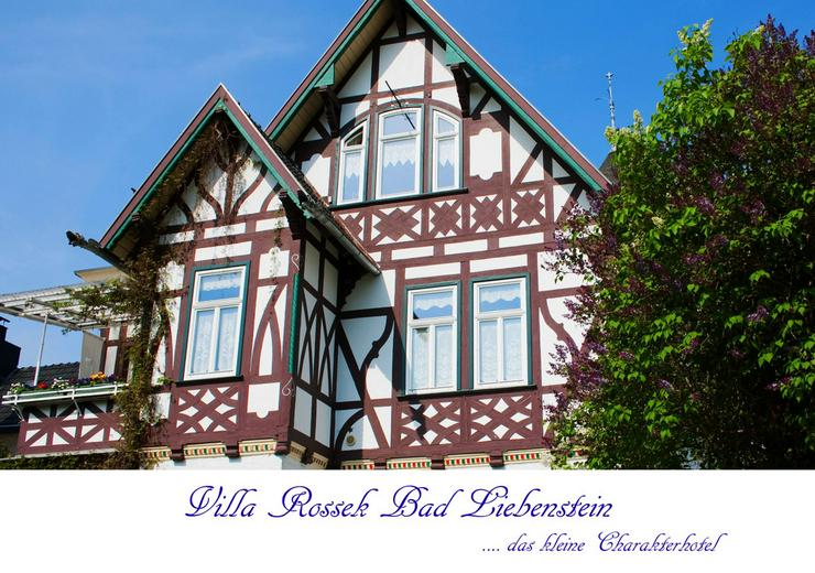 Villa Rossek Bad Liebenstein das perfekte Hotel