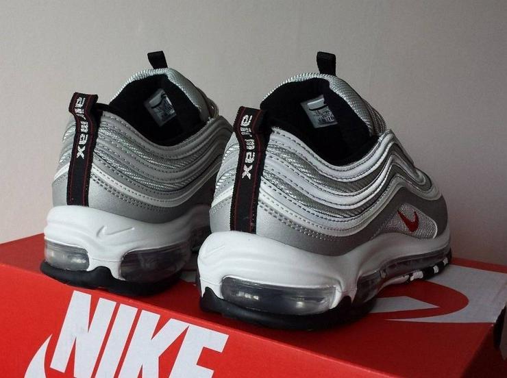 Bild 4: Nike Air Max 97 Silver Bullet OG QS Sneaker