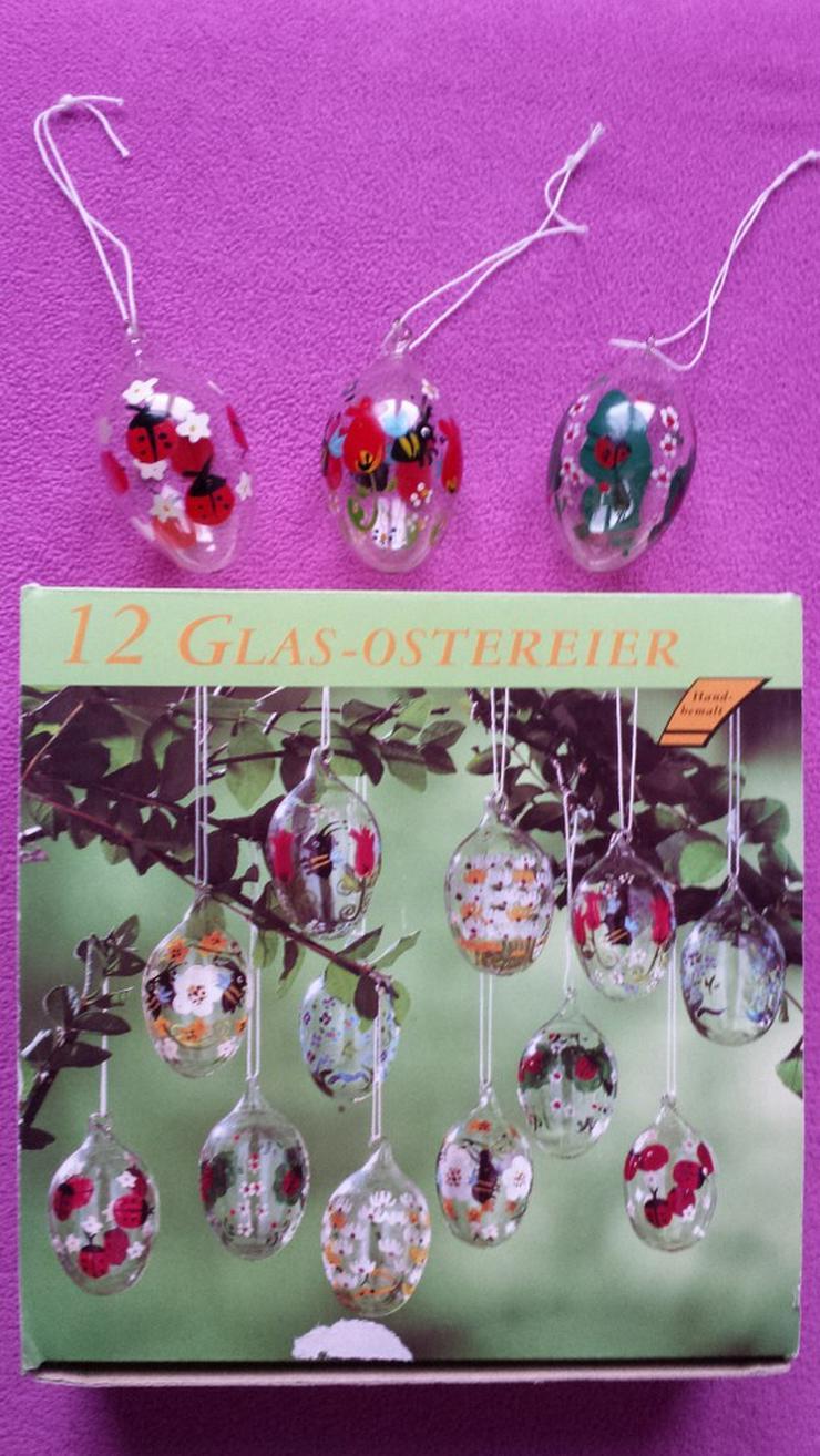 12 Glasostereier - Bild 1