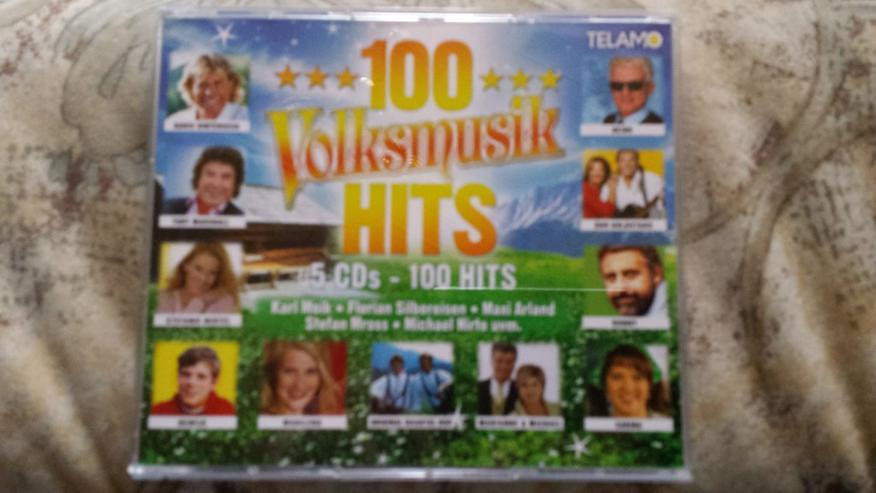 CD 100 VolksmusikHits