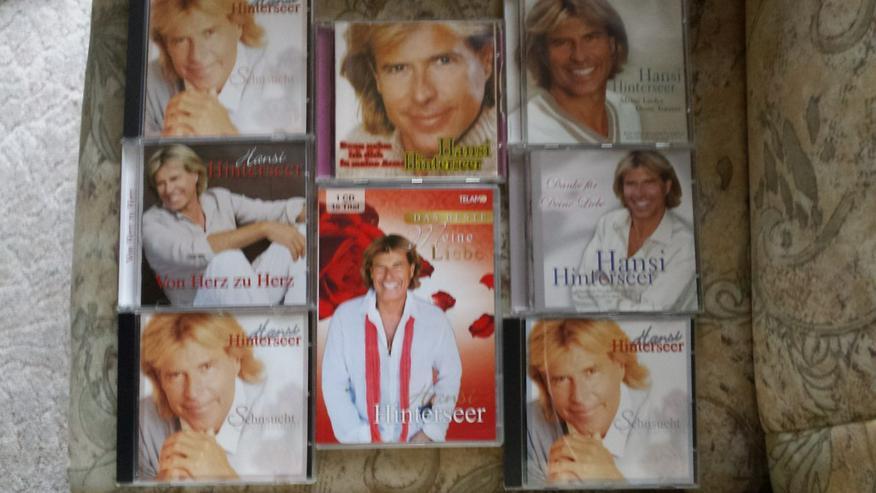 8 CD Hansi Hinterseer