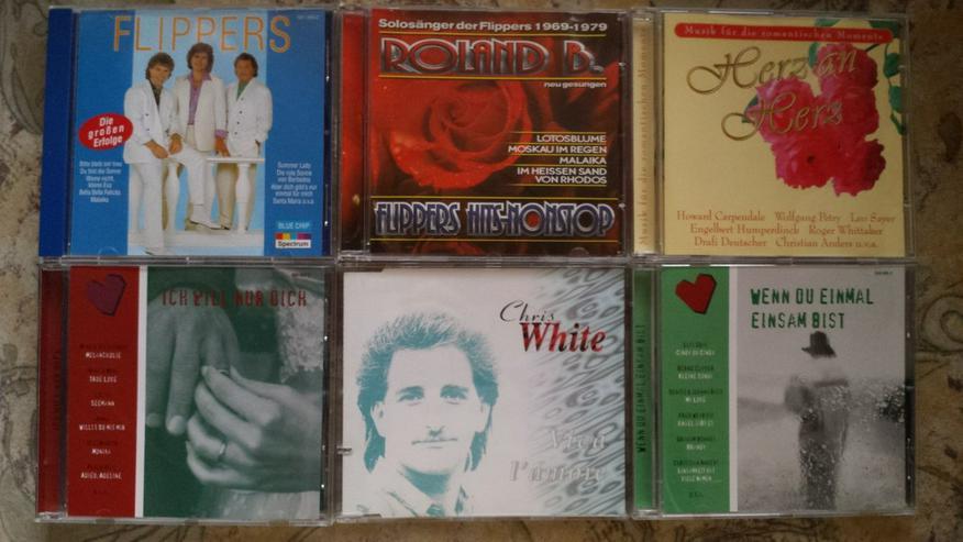 Bild 2: 11 CD Schlager und Volksmusik