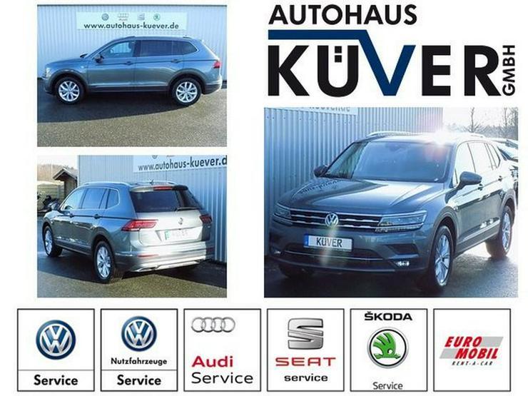 VW Tiguan Allspace 1,4 TSI Highline DSG Pano ACC 7S - Tiguan - Bild 1