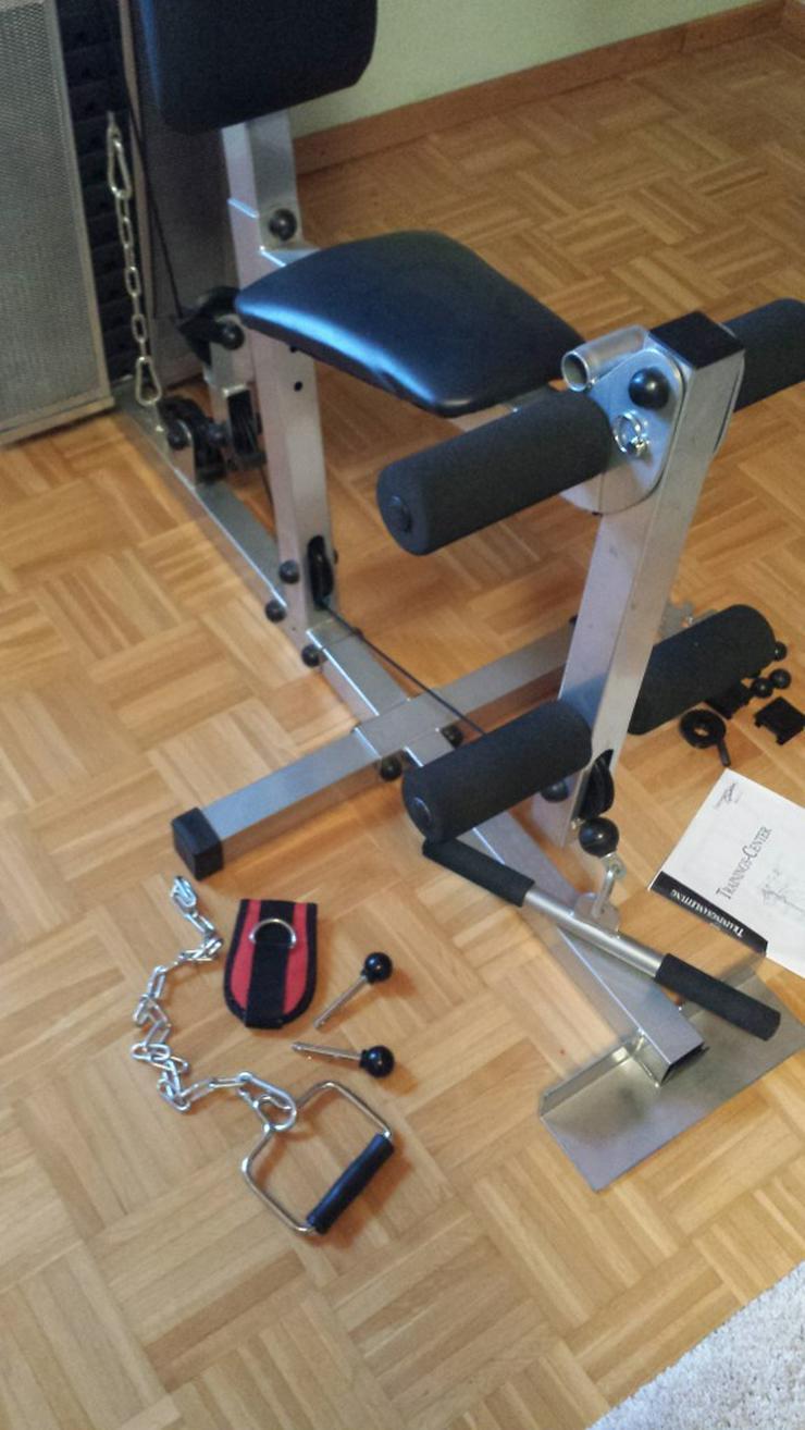 Bild 3: Fitness - Trainings - Center