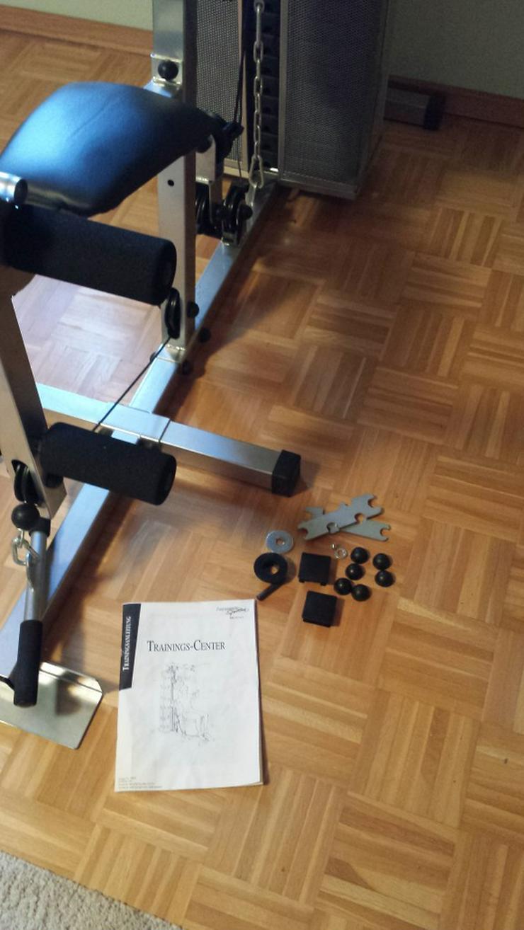 Bild 2: Fitness - Trainings - Center