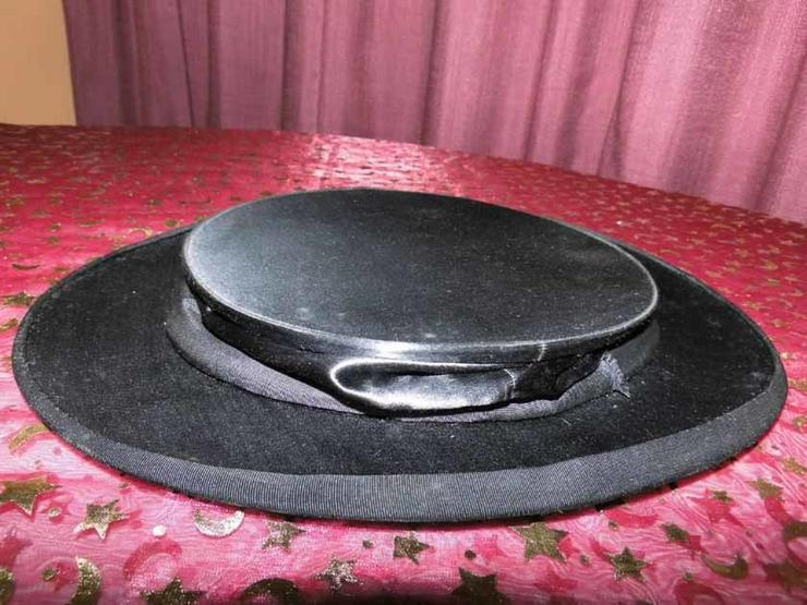 Bild 6: Antiker Hut, Chapeau Claque / Max Leiss Königs