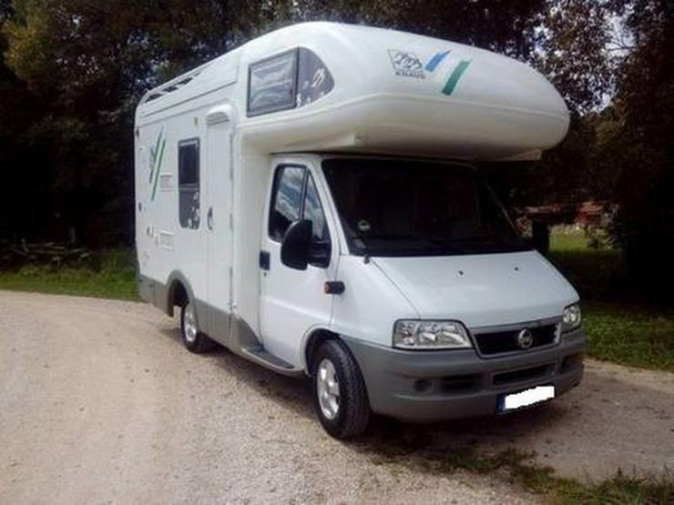 2002 Knaus Traveller 504