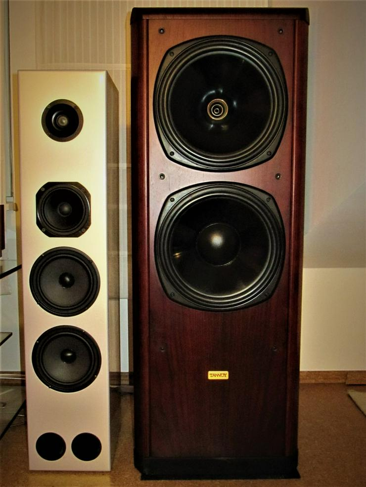 Tannoy D 900 MK 2 in Rosewood