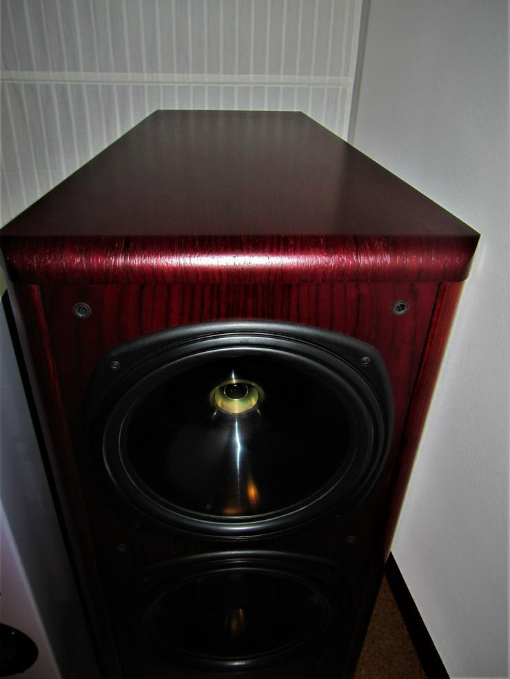 Bild 4: Tannoy D 900 MK 2 in Rosewood Reserviert !