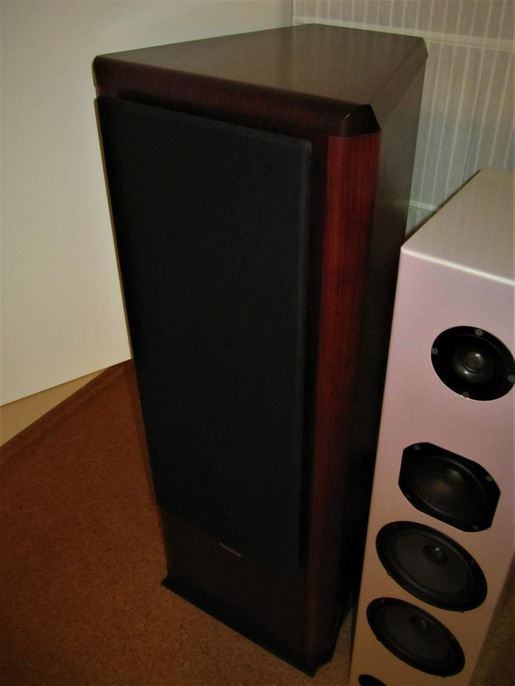 Bild 2: Tannoy D 900 MK 2 in Rosewood Reserviert !
