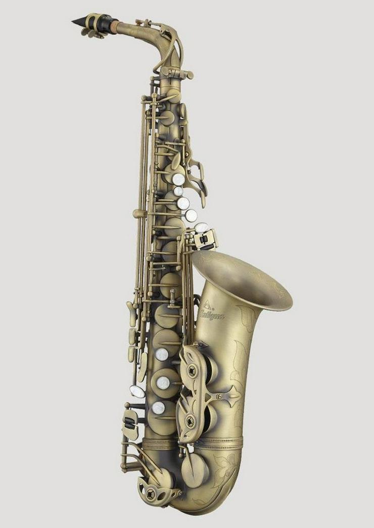 Antiqua AS 4240 AQ Altsaxophon, Neuware - Blasinstrumente - Bild 1