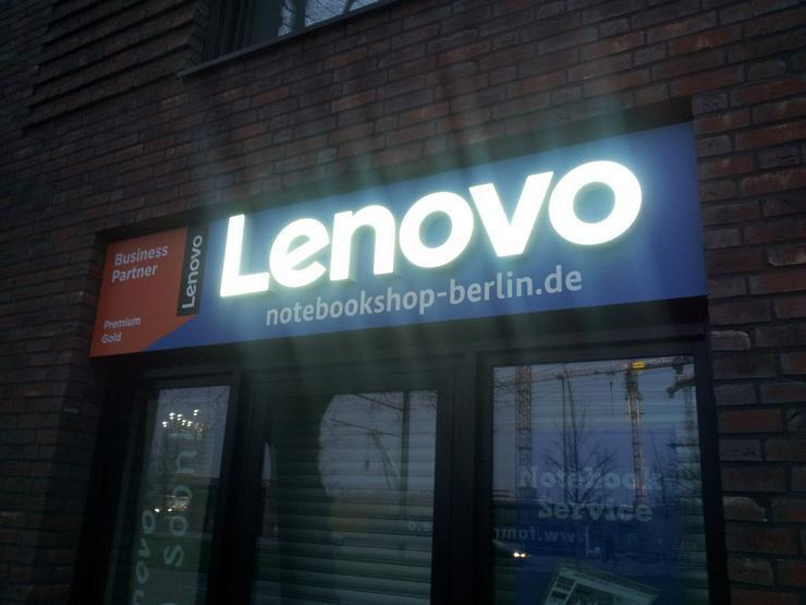 Bild 6: Außenwerbung Werbeanlage Leuchtreklame Berlin